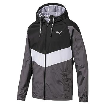 PUMA Herren Reactive WVN Jacket Trainingsjacke
