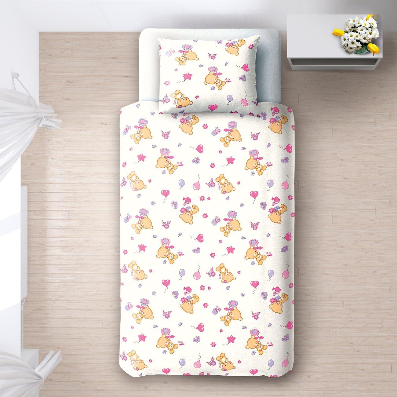 Amazon.com: Baby Bears 2 – SoulBedroom 100% algodón juego de ...