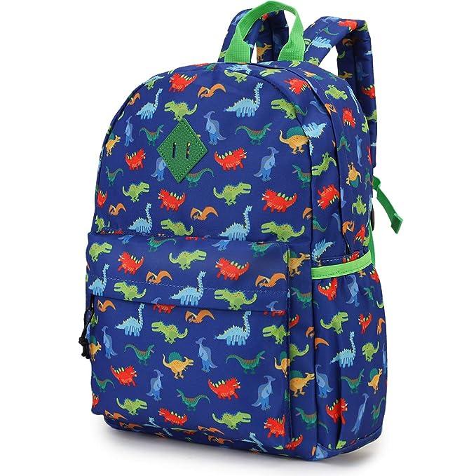 Amazon.com: Mochila infantil preescolar para niñas y niños ...