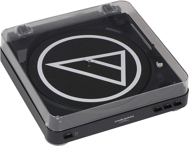 Audio-Technica AT-LP60BT - Tocadiscos (Tocadiscos de tracción por ...
