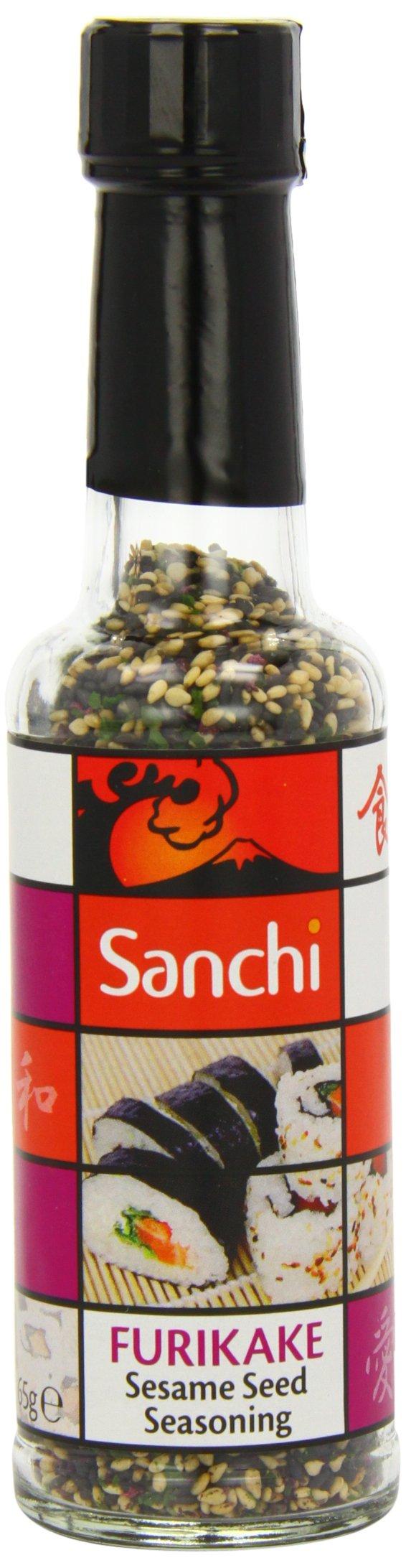 Sanchi Furikake Seasoning 65 g (Pack of 6)
