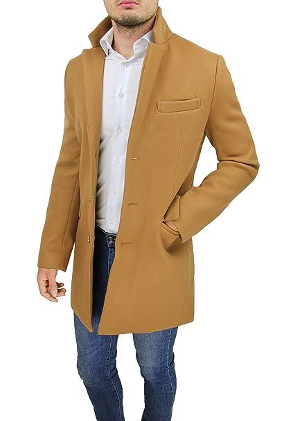cappotti cammello uomo
