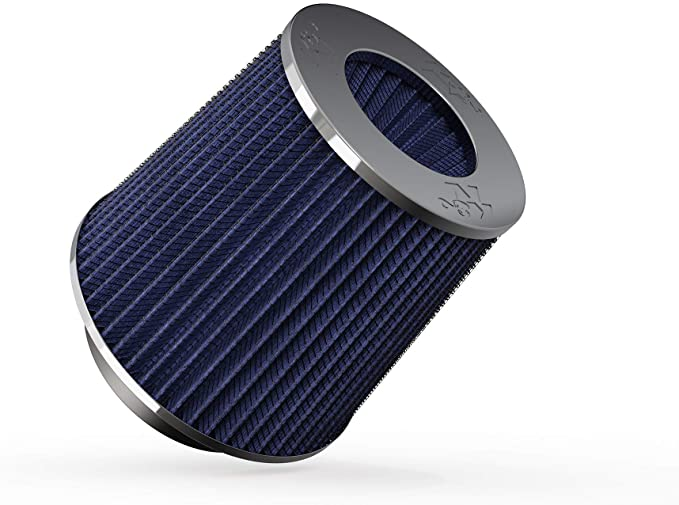 Premium Washable 55-1001 K/&N Covered Assembly Filter: High Performance Replacement Engine Filter: Shape: Round Straight