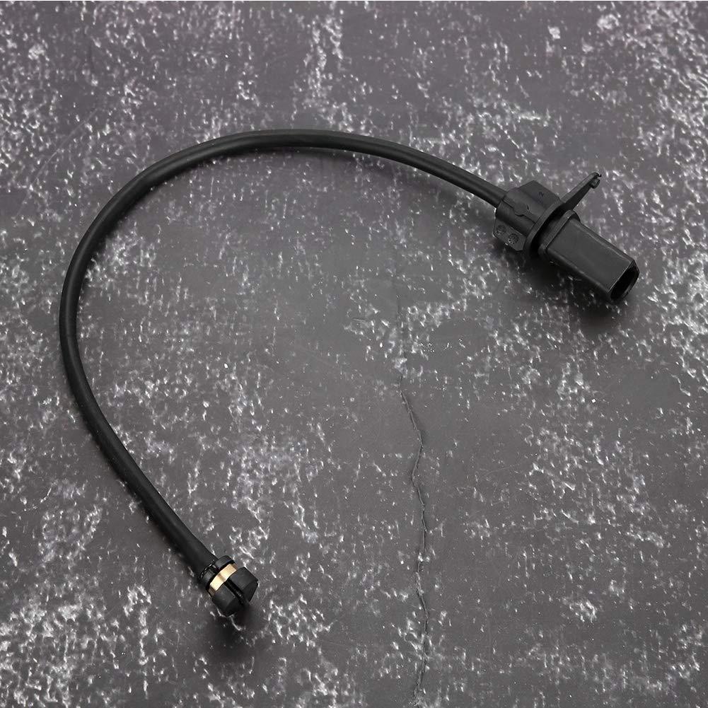 Aramox Front Brake Pad Wear Sensor 8T0907637 8K0615121 Front Axle Brake Pad Wear Sensor for Audi A4 A5 A6 Q5