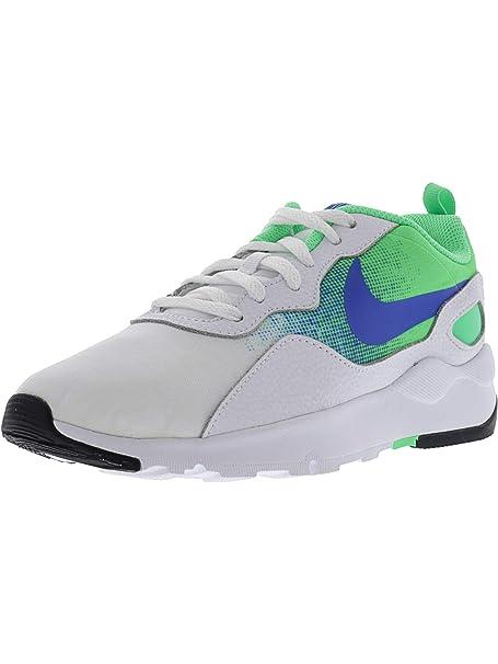 5ec8c945df13d Nike Women's LD Runner Shoes White/Soar - Electro Green 882267-102 ...