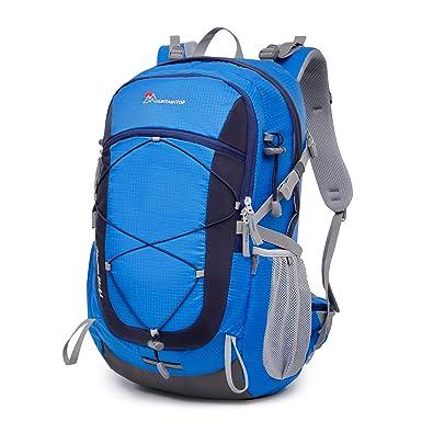 b4faa8768bd8 マウンテントップ(Mountaintop) バックパック 40L リュック 登山 ザック アウトドア 旅行用 バッグ リュック