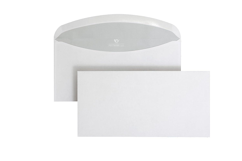 Post Horn Velox 01526179/Busta per lettere ISK bianco Velox 3000 nasskl ebend 1000/pezzi 114/X 229/mm C6//5 75/G