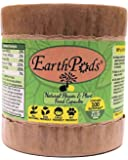 EarthPods ALL PURPOSE Organic Plant Food Spikes (100 Capsules, Indoor & Outdoor Fertilizer for House Plant & Flower Gardens)