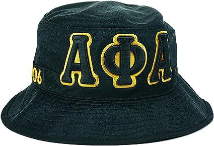 Alpha Phi Alpha Bucket Hat 61 cm