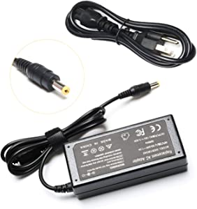 E1-571 E1-531 E15 E1-532-2635 65W Adapter Charger for Acer Aspire E3 E5 E5-511 E5-571 E5-573 E5-573G E5-575 E5-576G E5-575G E5-521 E5-522 ES1 ES1-531 ES1-511Notebook Power Supply