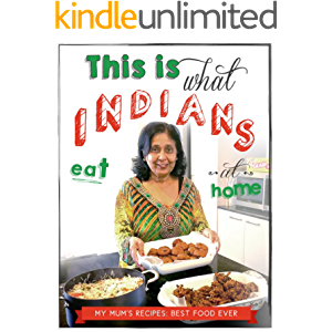 This is what Indians eat at home: also on youtube