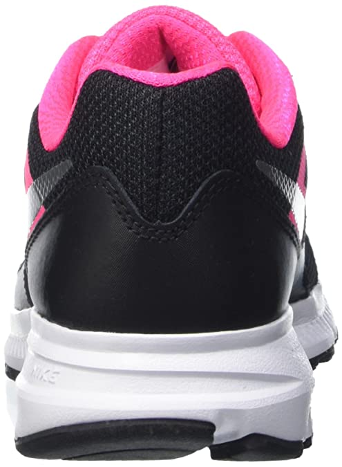 check out 0b49c c10ee Nike Down Shifter 6 GS PS, Girls  Nike Girl s Down Shifter 6 GS PS Footwear  - Black Grey Red White, Size 10.5, Black Grey Red, 2 UK   34 EU   Amazon.co.uk  ...