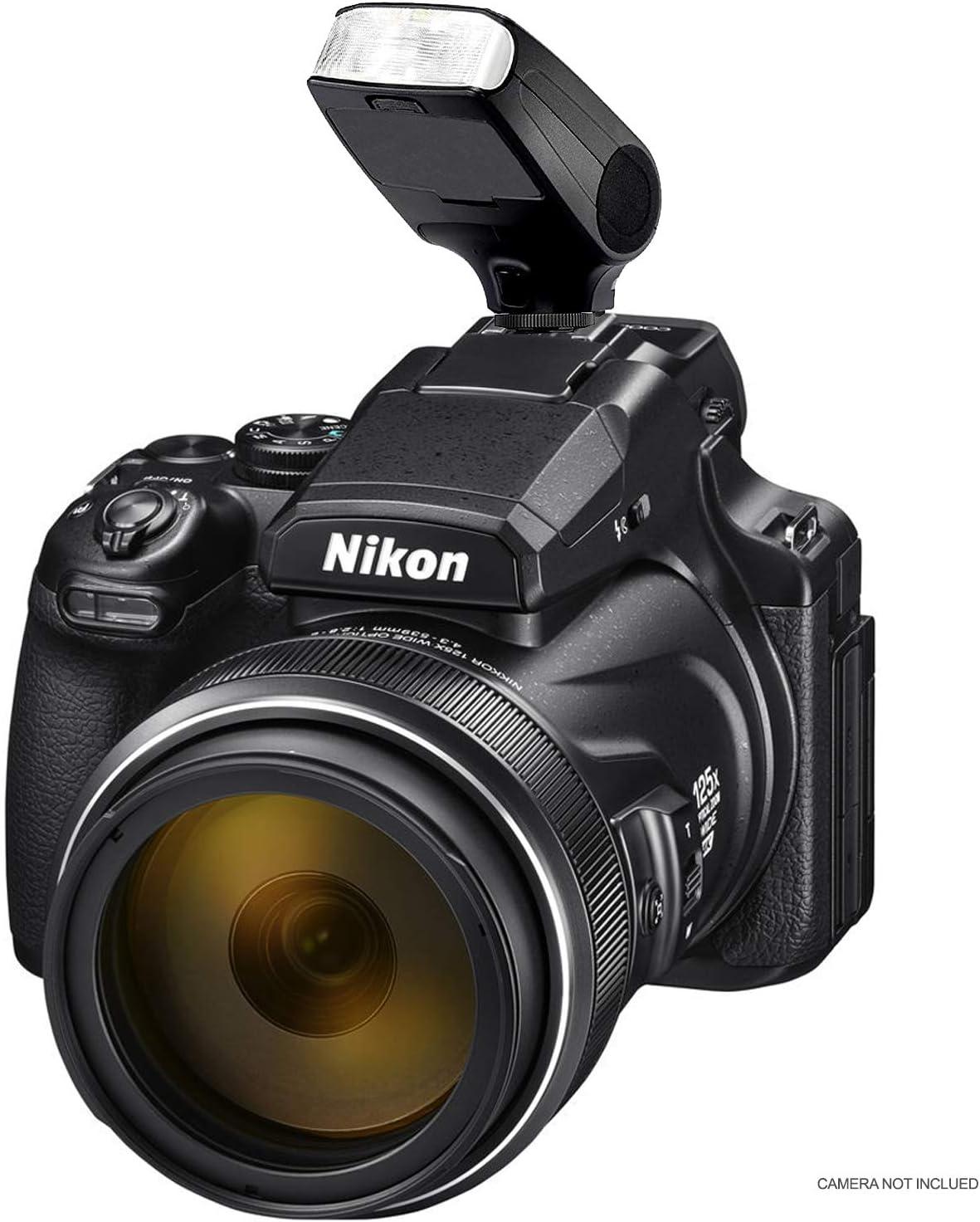Bounce /& Swivel Head Compact Flash for Nikon D3500