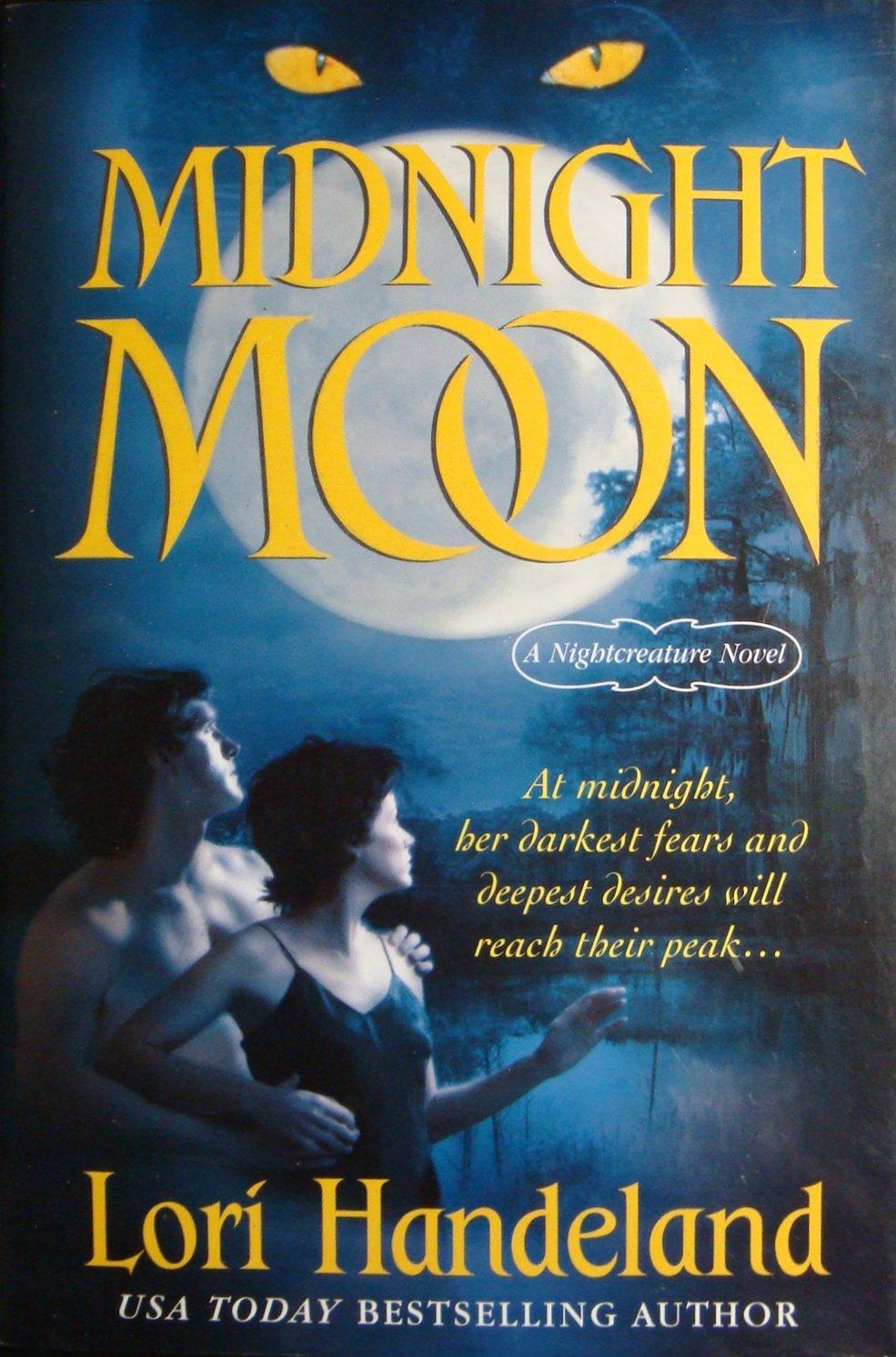 Read Online Midnight Moon (Midnight Moon A Nightcreature Novel, Volume 5) ebook