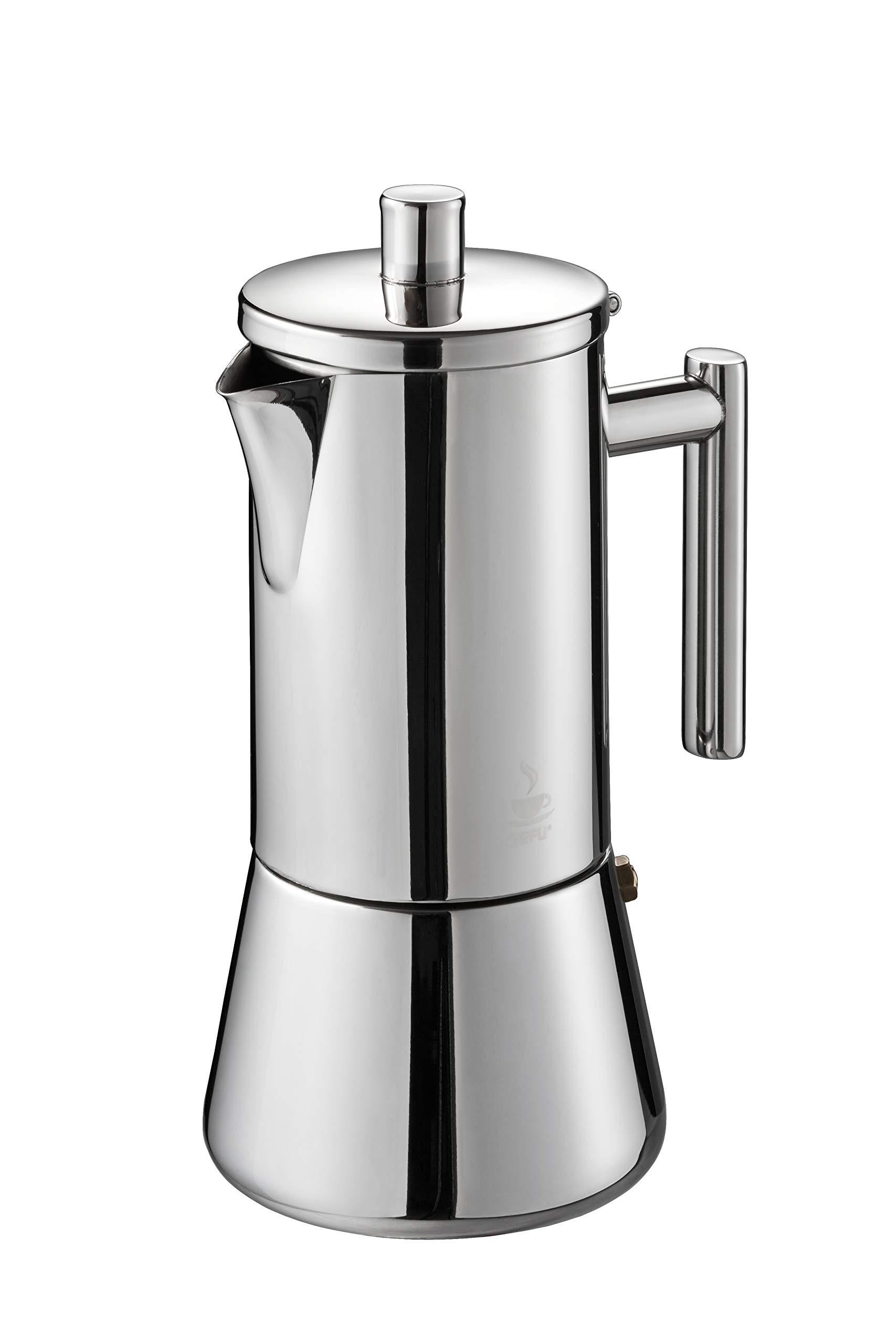 GEFU Espresso Maker 4 Cups Nando