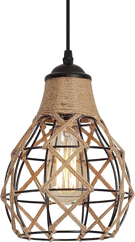 Hemp Pendant lamp