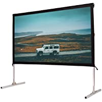 "Safstar Portable Outdoor Movie Theater Fast Folding Projector Screen with Stand Legs and Carry Bag (100"" / 48"" x 87"")"