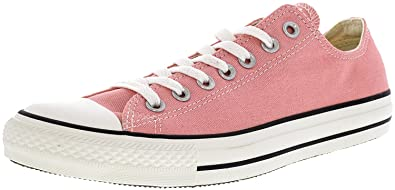 eae482d51512 Converse Chuck Taylor All Star Lo Top Quartz Pink 132300F Mens 7 Womens 9