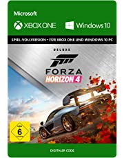 Forza Horizon 4 - Deluxe Edition | Xbox One/Win 10 PC - Download Code