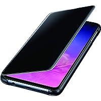 Capa Protetora Clear View Galaxy S10E, Samsung, Capa Protetora para Celular, Preta