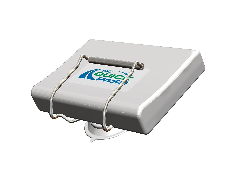 PalPass Set of 2 NC QuickPass FasTrak 2 EZ Pass-Port Holders for New /& Old EZ Pass// I Pass