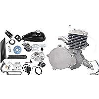 2 Stroke 80cc Gas Bicycle Engine Kit PK80 Bike Motor Kit Gas Motor Kit-Gas Motorized Bicycle 66cc/80cc