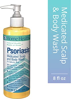 Home Health Psoriasis Medicated Scalp & Body Wash
