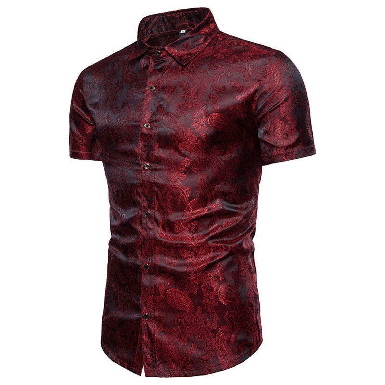 Athanie 2018 Fashion Shirt Fit Slim Men Shirts Longsleeve Business