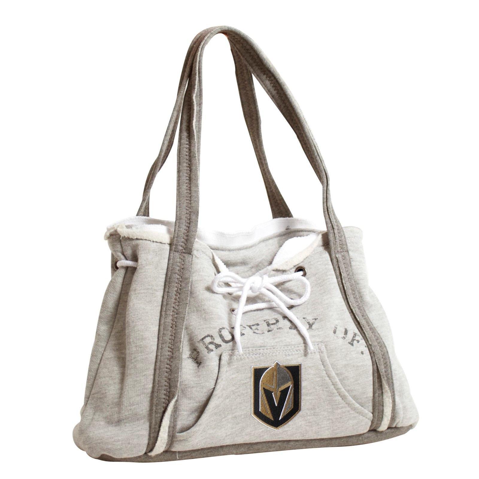 Vegas Golden Knights Hoodie Sweatshirt Purse Handbag