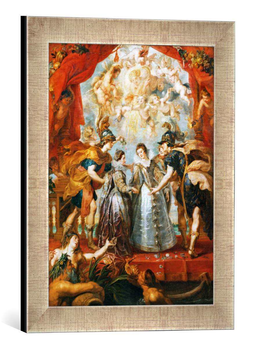 Gerahmtes Bild von Peter Paul Rubens