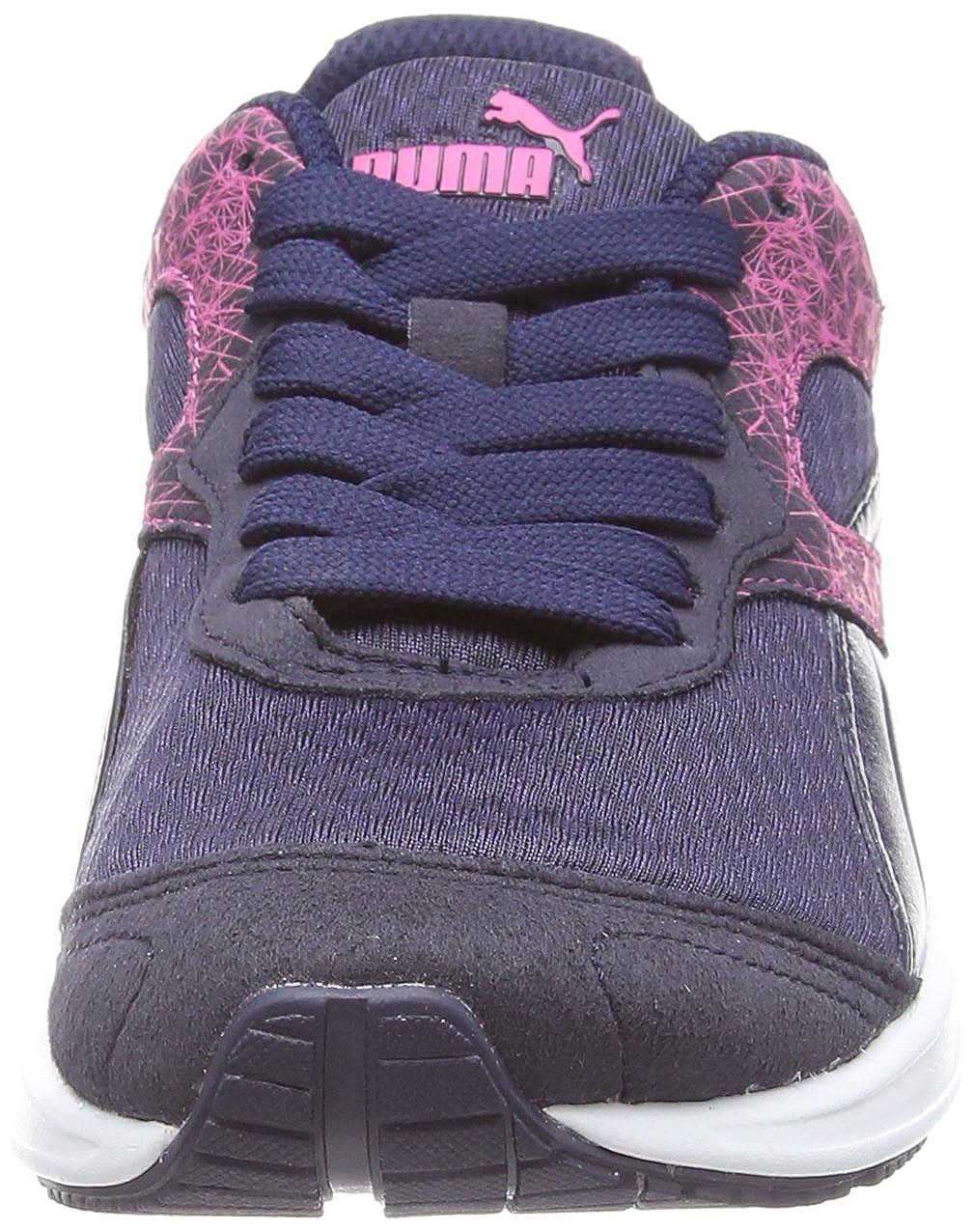 timeless design 1edc5 37365 Puma Ftr Tf Racer Fracture, Unisex Adults  Training Running Shoes, Pink ( Peacoat Carmine Rose), 7.5 UK (41 EU)  Amazon.co.uk  Shoes   Bags