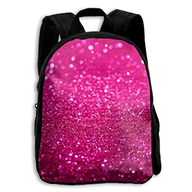 ffb31e1968 Image Unavailable. Image not available for. Color  The Children s Pink  Glitter Backpack