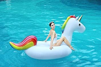 Unicornio Gigante / Flotador Inflable de flamencos, Blest ...