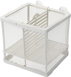 NGe Aquarium Mesh Fish Fry Hatchery Breeder Box, Separation Net