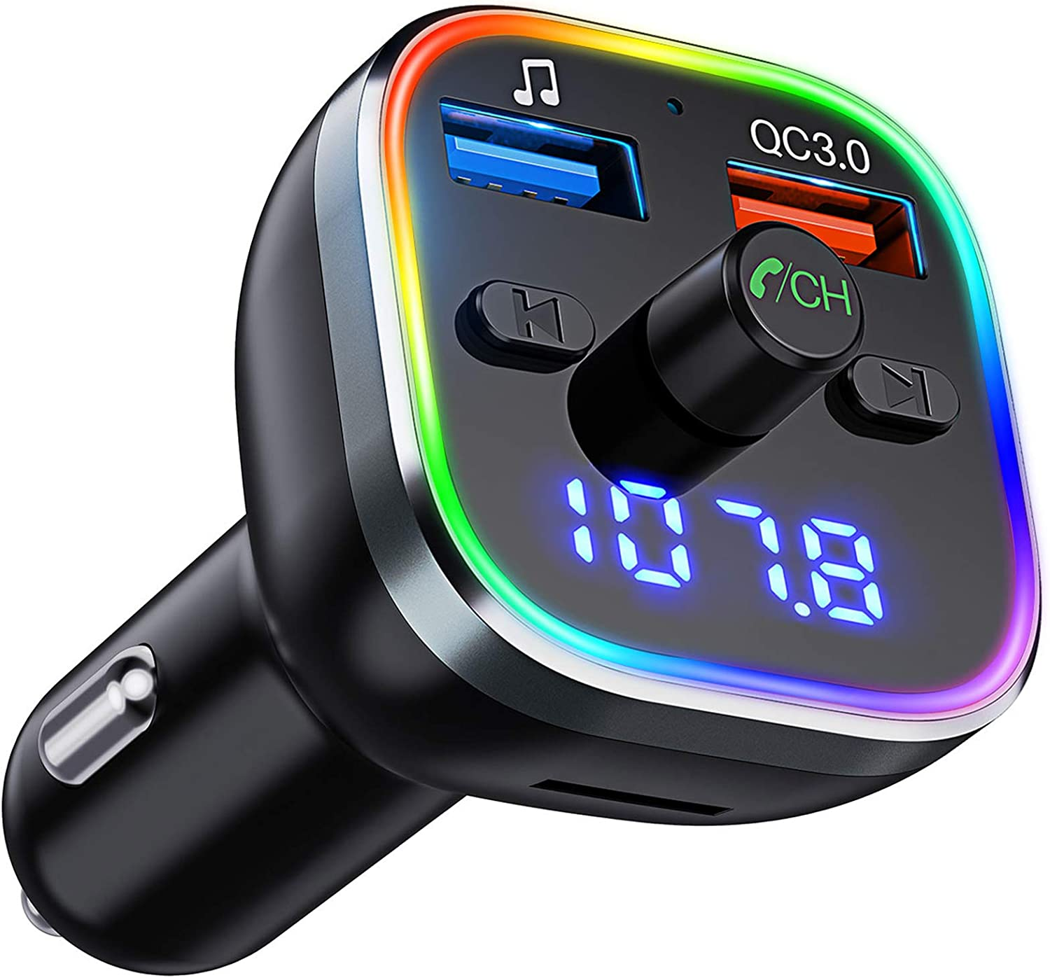 Amazon Promo Code Bluetooth FM Transmitter for Car