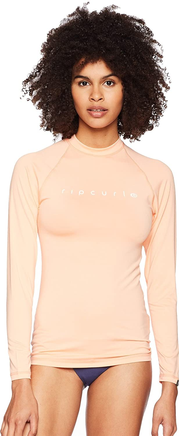 Rip Curl Womens Sunny Rays Relaxed Long Sleeve