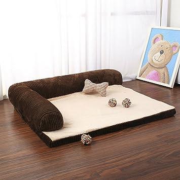 Leyan-Cama De Perro Camas/Cama Para Perro / Cama Para Mascota / Lavable / Artículos Para Mascotas / Four ...
