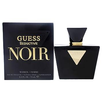 Amazon Com Guess Seductive Noir By Guess Eau De Toilette Spray 2 5 Oz Women Beauty