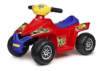 FEBER Quad Racy Toy Story 4 6V, para niños de 18 meses a los 3