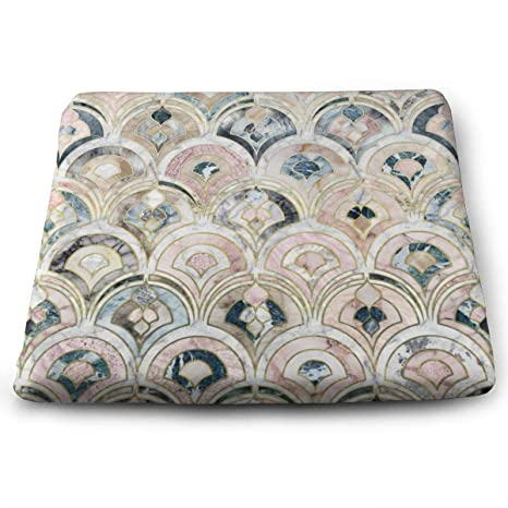 Sotyi-ltd Art Deco - Cojín de Espuma viscoelástica para ...