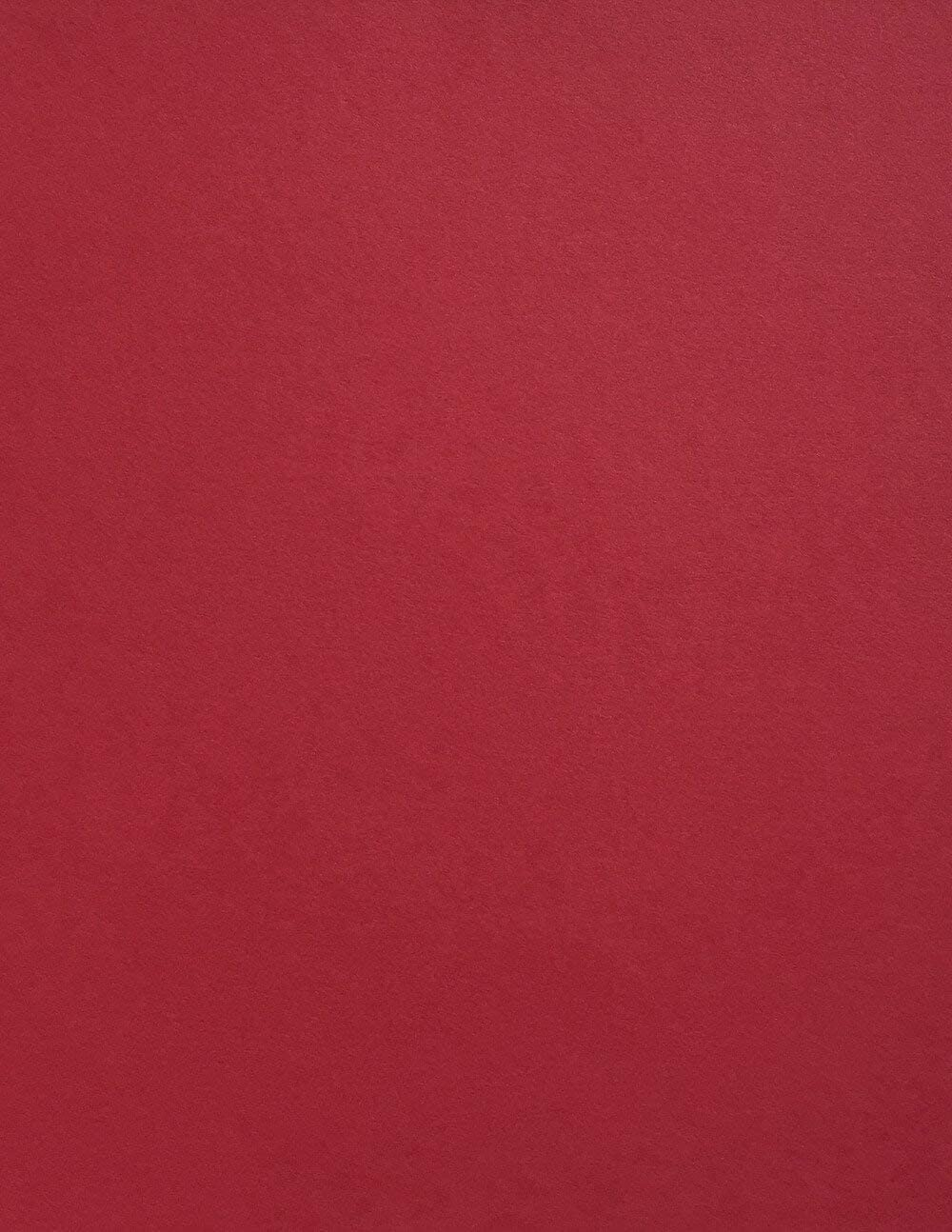 8.5 x 11 inch Premium 100 lb Vermillion RED//Dark RED Cardstock Paper 25 Sheets from Cardstock Warehouse Cover