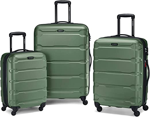 Samsonite Omni Expandable Hardside Luggage with Spinner Wheels}