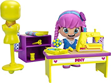 Pinypon - Clases, Pack 1, Set muñeca y Accesorios (Famosa ...