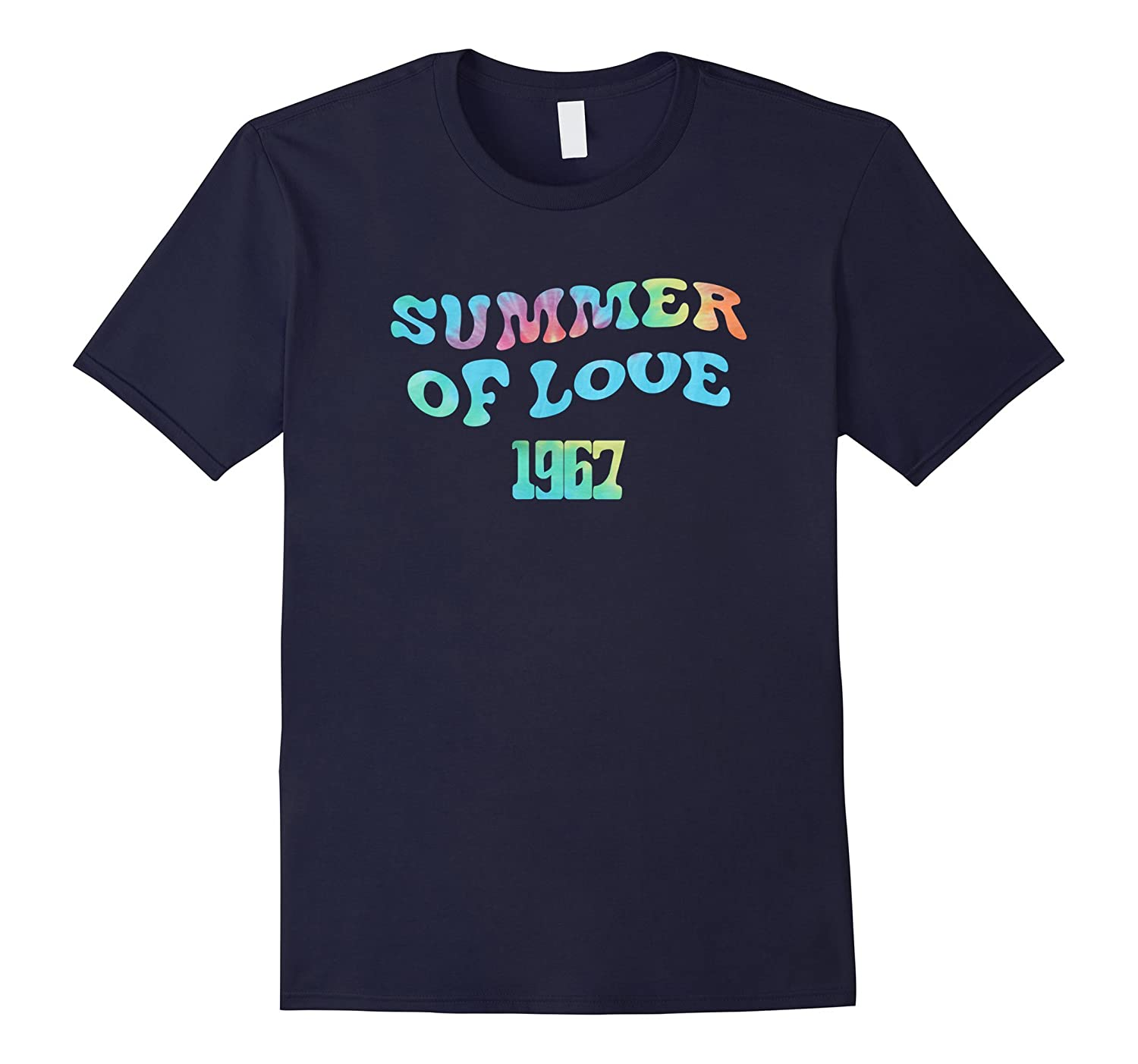 1967 Summer of Love Tie Dye T-shirt-PL