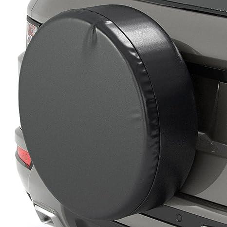 "Dura cubre negro grande 30 – 33 ""Overdrive Universal Fit cubierta rueda de repuesto"