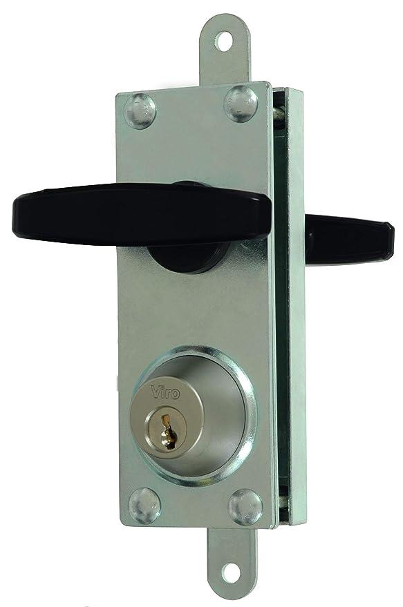 Viro cerradura acorazada Bloqueo para puertas y persianas enrollables: Amazon.es: Bricolaje y herramientas