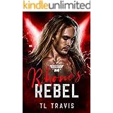 Rhone's Rebel: MM Rockstar Romance (The Road to Rocktoberfest Book 5)