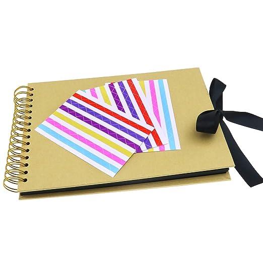 OTOTEC 80 páginas 40 Hojas de Papel de artesanía Hoja ...
