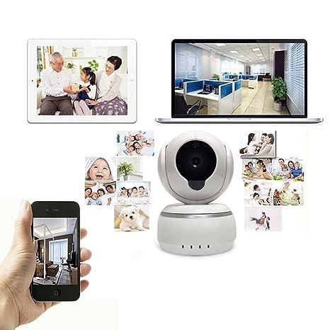 Cámaras de seguridad doméstica WiFi, cámaras Wifi inalámbricas de seguridad / Alarma de anillo de