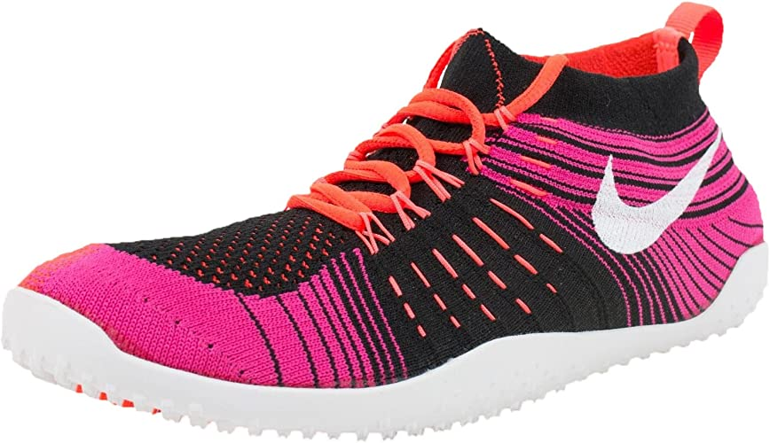 antepasado Mucho Ardilla  Amazon.com: Nike Hyperfeel Cross Elite Womens Black/White/Crimson/Fireberry  Athletic Sneakers (8): Sports & Outdoors